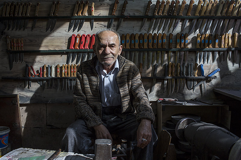 Knife maker-corum-turkey-hagerman-sep 2013